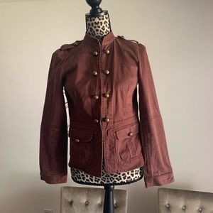 Marc Jacobs military style jacket